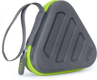 Tizum Nylon Zipper Headphone Case