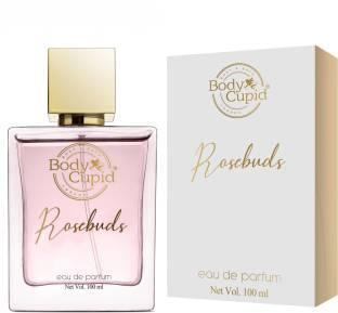 Body Cupid Rosebuds Perfume for Women - Eau de Parfum - 100 ml Eau de Parfum  -  100 ml