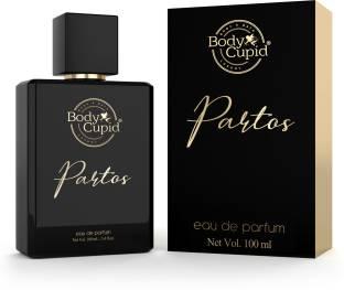 Body Cupid Partos Perfume for Men - Citrusy, Spicy, Woody & Floral Notes - 100 ml Eau de Parfum  -  100 ml