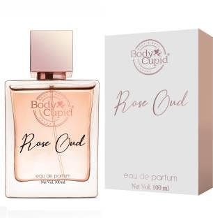 Body Cupid Rose Oud Perfume for Women - Deep Intense Fragrance - 100 ml Eau de Parfum  -  100 ml
