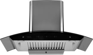 Hindware Nevio Plus 90 Auto Clean Wall Mounted Chimney