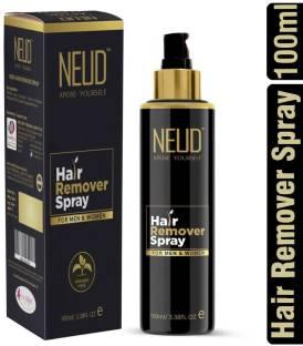 NEUD Hair Remover Spray for Men and Women – 1 Pack (100 ml) Spray