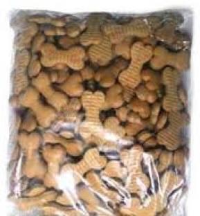 Hanu Puppies Chicken Dog Biscuit Chicken Dry Dog Food Chicken 3 kg (3x1 kg) Dry Adult Dog Food