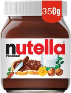 nutella Chocolate Hazelnut Spread (Imported) 350 g