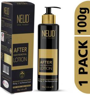 NEUD After Hair Removal Lotion for Skin Care in Men & Women – 1 Pack (100 gm)