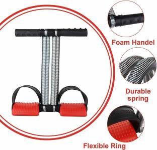 RASCO Double Spring Tummy Trimmer Pro Waist Trimmer Abs Exerciser Body Toner Fat Buster Ab Exerciser