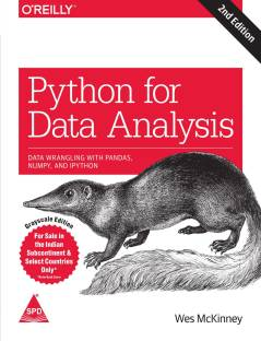 Python for Data Analysis - 0 with 0 Disc (English, Paperback, Mckinney William) - 0 with 0 Disc