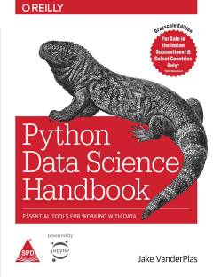 Python Data Science Handbook - Essential Tools for Working with Data (English, Paperback, Jake VanderPlas) - Essential Tools for Working with Data