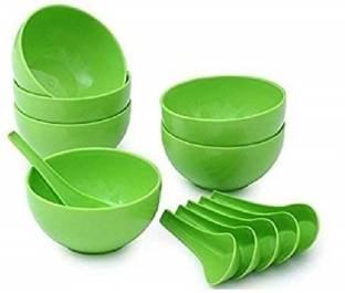 HSBMART Plastic Soup Bowl