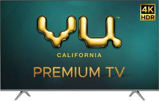 Vu Premium 139 cm (55 inch) Ultra HD (4K) LED Smart Android TV