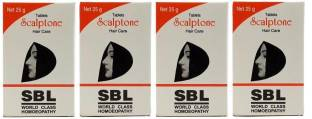 SBL SCALPTONE HAIRCARE TABLETS- FOR HAIRFALL PACK OF 4