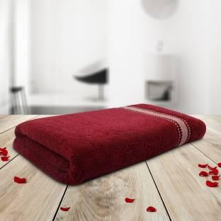 Flipkart SmartBuy Cotton 380 GSM Bath Towel