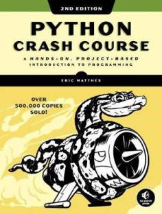 Python Crash Course (2nd Edition)
