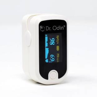 Dr. Odin Fingertip Pulse Oximeter with Pluse Sound OLED Display Alarm Alert Function & Low Battery Indicator Pulse Oximeter