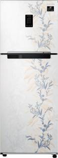 SAMSUNG 314 L Frost Free Double Door 2 Star Refrigerator  with Curd Maestro