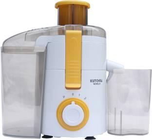 Kutchina FGSAJEET0001 NOVELLO 450 Juicer (1 Jar, White & Yellow)