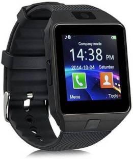 Chris Merchant DZ09 Black CameraWatch,TFCard&Sim Slot Smartwatch