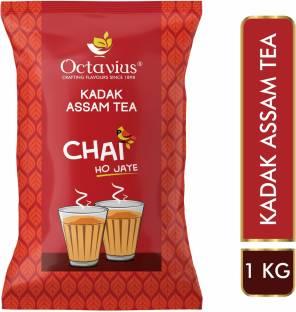 Octavius Kadak Assam CTC Tea Pouch
