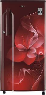 LG 188 L Direct Cool Single Door 3 Star Refrigerator
