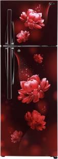 LG 308 L Frost Free Double Door 2 Star Convertible Refrigerator