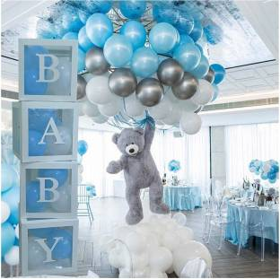 Balloons Solid 50pcs Latex Balloon for baby Shower birthday party decoration Balloon