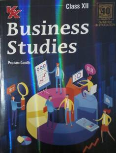 BUSINESS STUDIES CLASS-XII (2020 EDITION)