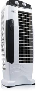 iBELL Fan with 25 Feet Air Delivery, 4-Way Air Flow Tower Fan