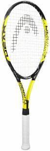 HEAD Ti-1000 Yellow, Black Strung Tennis Racquet