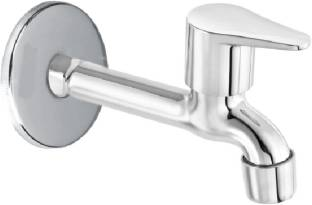 FLO Premium quality stainless steel Jazz Long body Tap - Pack of 1 Bib Tap Faucet