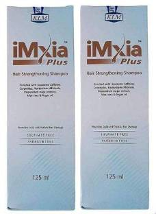 moiz cleansing Imxia Plus Shampoo (250 Ml)