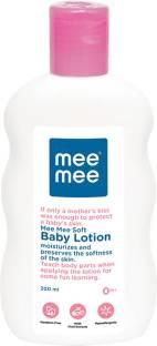 MeeMee Chamomile Baby Lotion