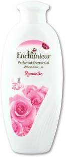 Enchanteur perfumed shower gel
