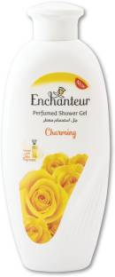 Enchanteur perfumed shower gel charming