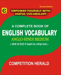 A Complete Book of English Vocabulary