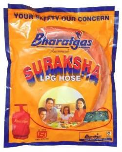 bharatgas Steel Reinforced LPG Gas Cylinder LPG HOSE Hose Pipe