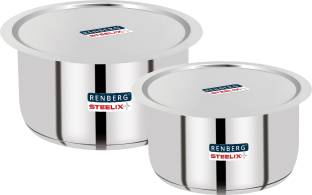 Renberg Steelix Plus Tope Set with Lid