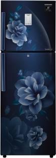 SAMSUNG 253 L Frost Free Double Door 2 Star Convertible Refrigerator