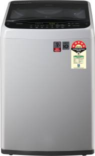 LG 6.5 kg Fully Automatic Top Load Silver
