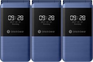 BlackBear i7 Trio Combo of Three Mobiles