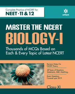 Master the Ncert for Neet Biology -2021