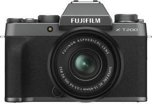 FUJIFILM X Series X-T200 Mirrorless Camera Body with 15-45 mm Lens