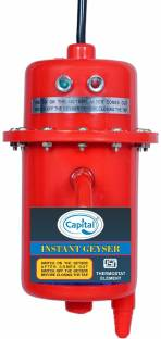 Capital 1 L Instant Water Geyser (PORTABLE GEYSER 1 L Instant Water Geyser (PORTABLE GEYSER 1 L Instan...