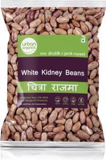Urban Organic White Rajma Chithra (Whole)
