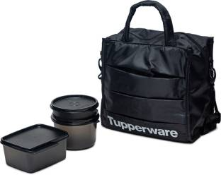 Tupperware Office Lunch Set 3 Containers Lunch Box 1125 ml