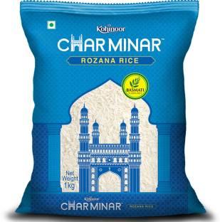 KOHINOOR Charminar Rozana Basmati Rice (Medium Grain)