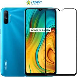 Flipkart SmartBuy Edge To Edge Tempered Glass for Mi Redmi 9, Mi Redmi 9A, Mi Redmi 9i, Poco M2, Mi Redmi 9 Prime, Poco C3, Realme C11, Realme C12, Realme C15, Realme Narzo 20, Realme Narzo 20A, Poco M3, Realme Narzo 30A, Motorola Moto G10 Power, Motorola Moto G30, Realme C20, Realme C21, Realme C22, Gionee Max Pro, Motorola Moto E7 Power, Oppo A53s