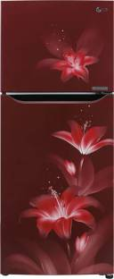 LG 260 L Frost Free Double Door 2 Star Convertible Refrigerator