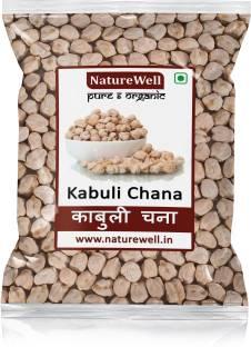 Naturewell White Kabuli Chana (Whole)