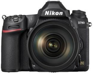NIKON D780 DSLR Camera Body with 24-120 mm