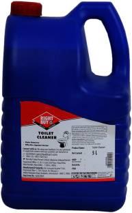 Right Buy Toilet Bowl Cleaner Gel Toilet Cleaner (5 L) Regular Liquid Toilet Cleaner